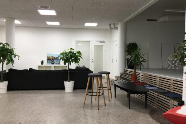 Åby Skole – Klubfaciliteter