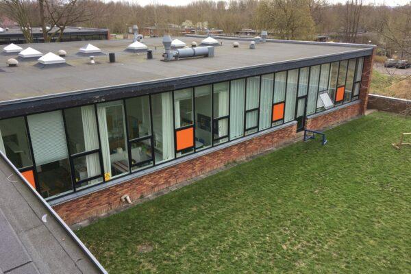 Tagrenovering på Engdalskolen og tag- og murværksrenovering på Sødalskolen