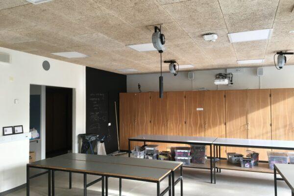 Håndværk og Design på 9 skoler