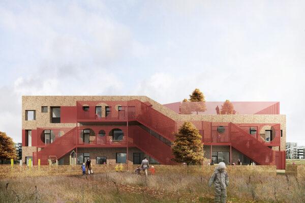 Ny daginstitution på Bryggervej i Risskov