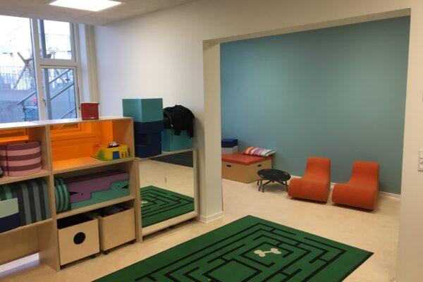 Søndervang Børne- og ungeunivers på Søndervangskolen