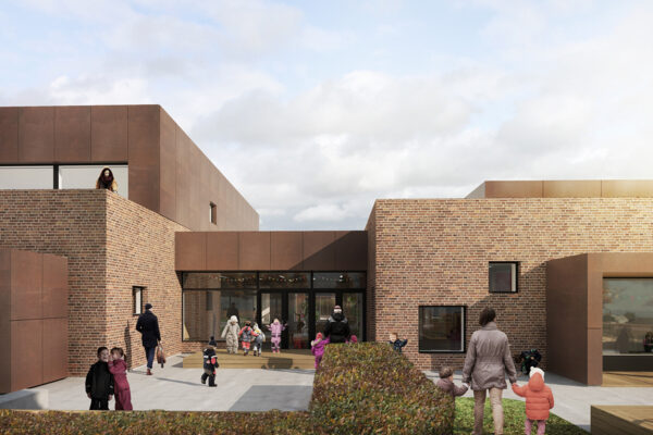 Ny daginstitution i Tranbjerg