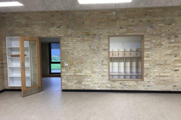 Ny daginstitution på nedlagt skole
