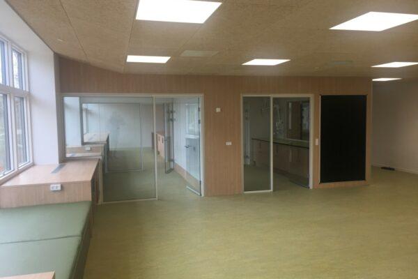 Til- og ombygning på Bavnehøj Skole