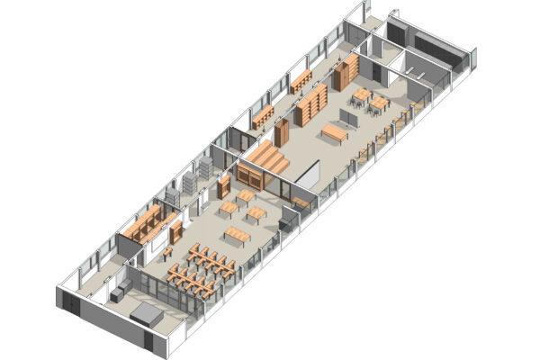 Ombygning på Beder Skole