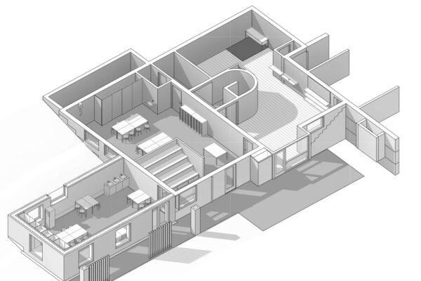 Til- og ombygning på Bavnehøjskolen i Hadsten